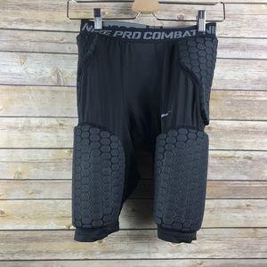 Nike Pro Combat Padded Compression Shorts (AA10)